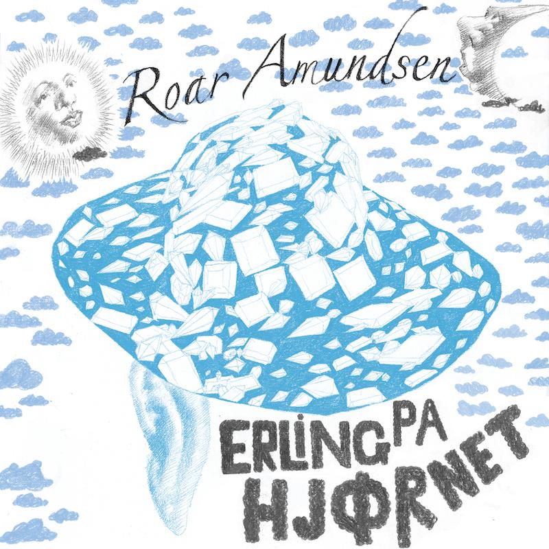 Singlen 'Erling på hjørnet' er forløber for Roar Amundsens andet studiealbum.